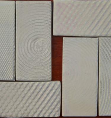 Relief Pattern Brick